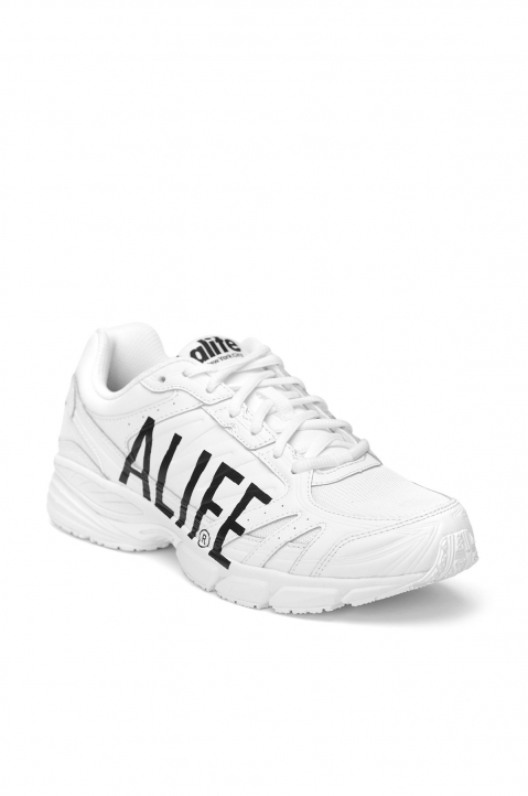 ALIFE White Runner Sneakers 1