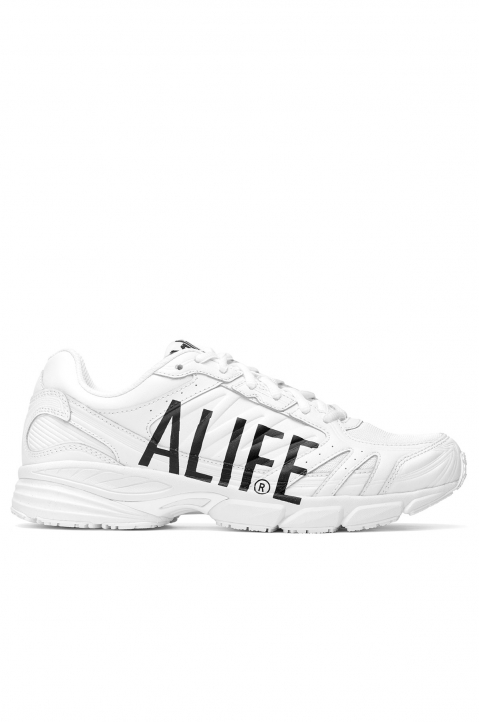ALIFE White Runner Sneakers 0