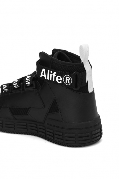 ALIFE The Rip Black Sneakers 2