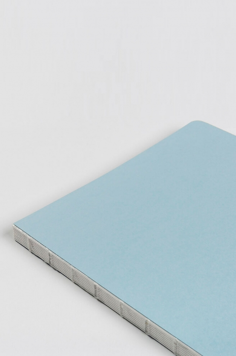 mishmash Naked Sky Blue Notebook  2