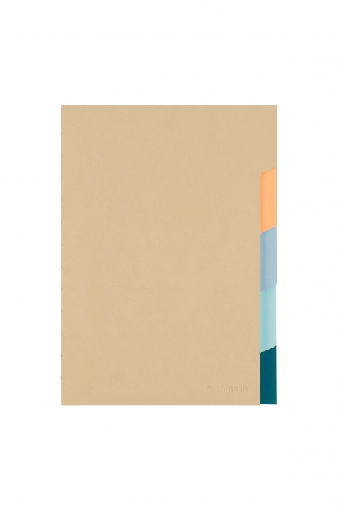 mishmash The Notebook Fawn Notebook 0