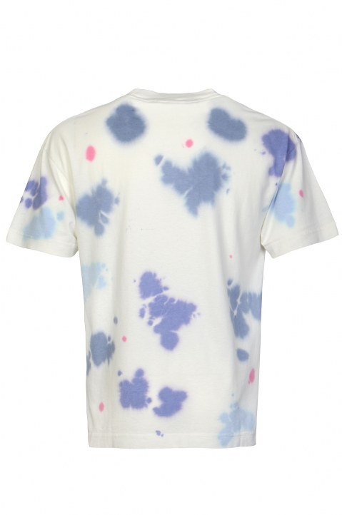 PALM ANGELS Tie Dye New Basic Tee 1