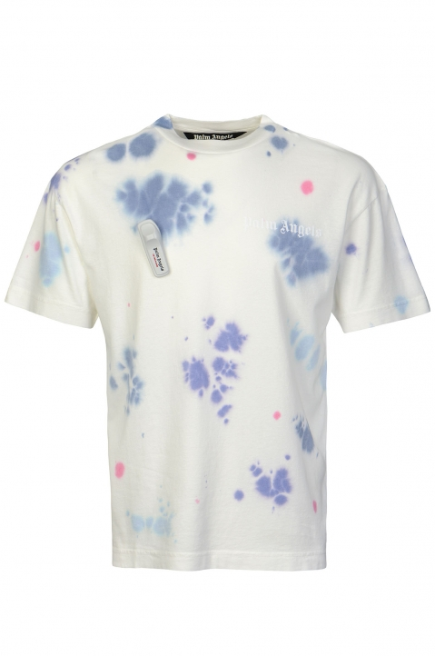 PALM ANGELS Tie Dye New Basic Tee 0