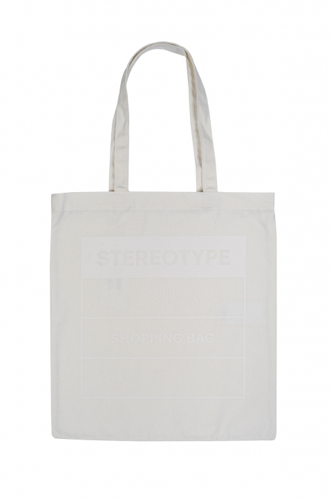 MAISON MARGIELA White Shopping Bag 0