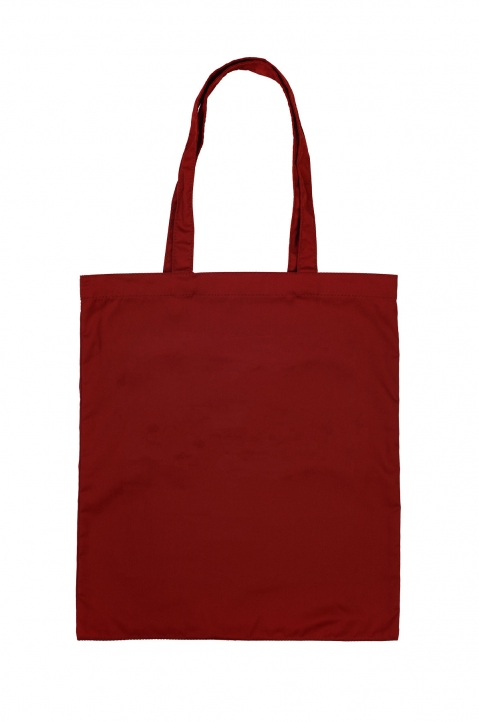 MAISON MARGIELA Red Shopping Bag 1