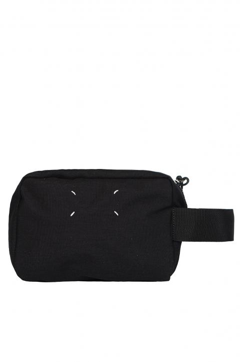 MAISON MARGIELA Black Pochette Bag 0
