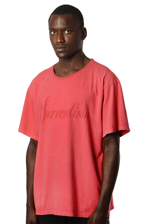 RHUDE Red Surrealism Tee 0