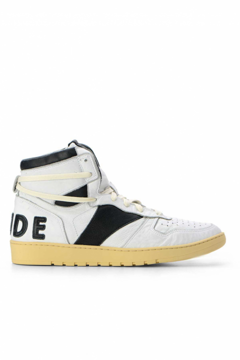 RHUDE Rhecess Hi Top Sneaker 0