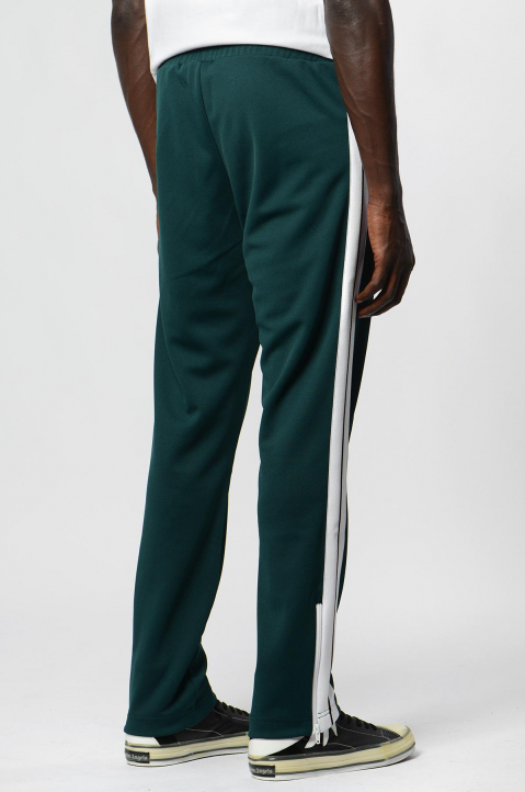 PALM ANGELS Classic Dark Green Trackpants  2