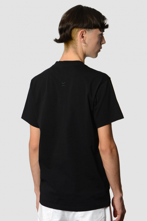 KENZO Patch Tiger Black Tee 1
