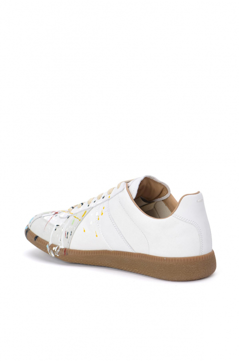 MAISON MARGIELA Painter White Replica Sneakers  2