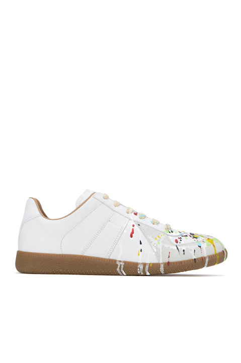 MAISON MARGIELA Painter White Replica Sneakers  0