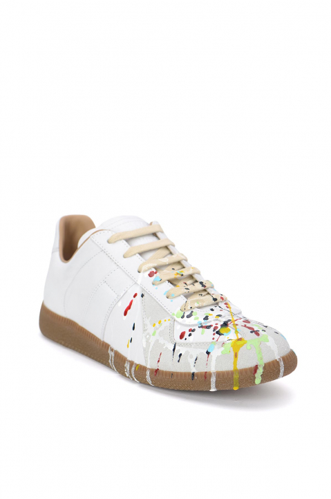 MAISON MARGIELA Painter White Replica Sneakers  1