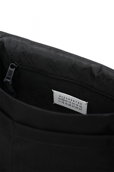 MAISON MARGIELA Four-Stitches Flap Cross-Body Bag  4