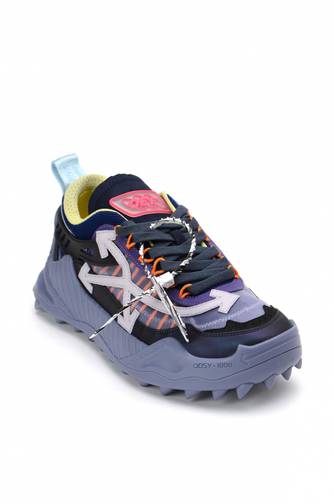 OFF-WHITE Violet Odsy Low-top Sneakers 2