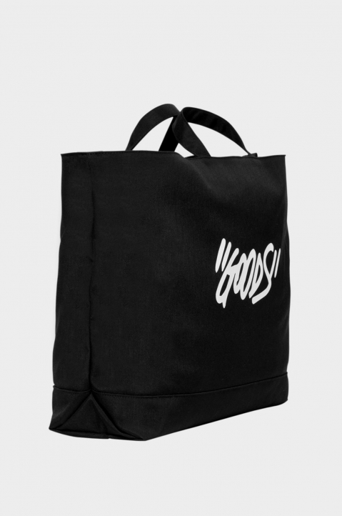 OFF-WHITE Quotes Large Tote Bag  1