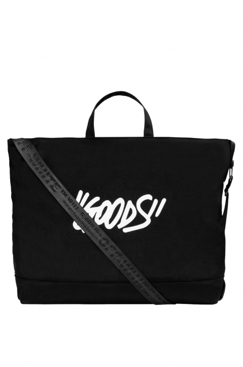 OFF-WHITE Quotes Large Tote Bag  0
