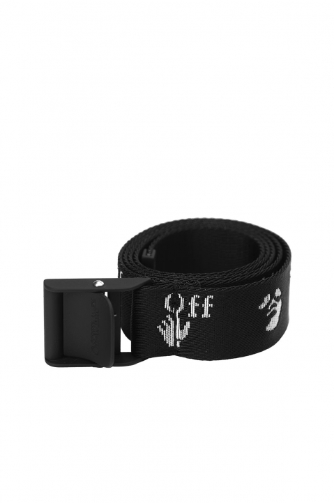 OFF-WHITE Hands Logo Short Belt  0