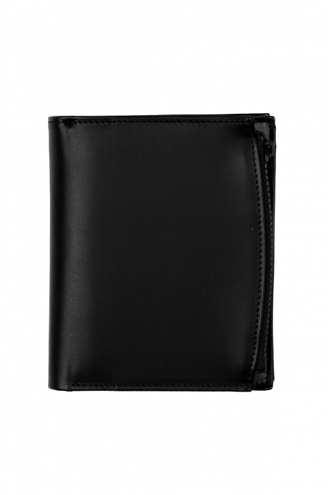 MAISON MARGIELA Large Folded Leather Wallet 1