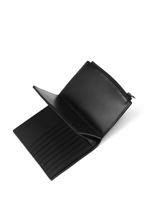 MAISON MARGIELA Large Folded Leather Wallet 3