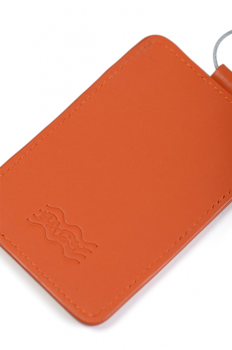 PACE X ROCHE MUSIQUE Orange Card Holder 2