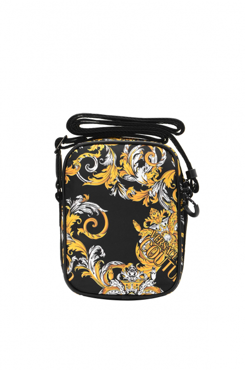VERSACE JEANS COUTURE Saffiano Print Crossbody Bag 2