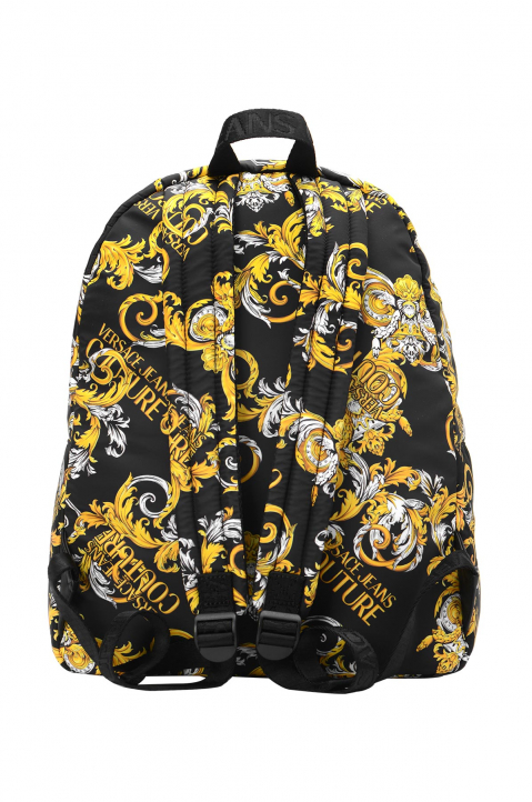 VERSACE JEANS COUTURE Saffiano Print Backpack 2
