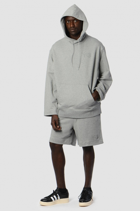 Y-3 Relaxed Grey Shorts 2