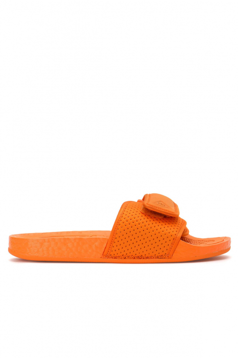 ADIDAS X PHARRELL WILLIAMS Orange Pool Slides 0