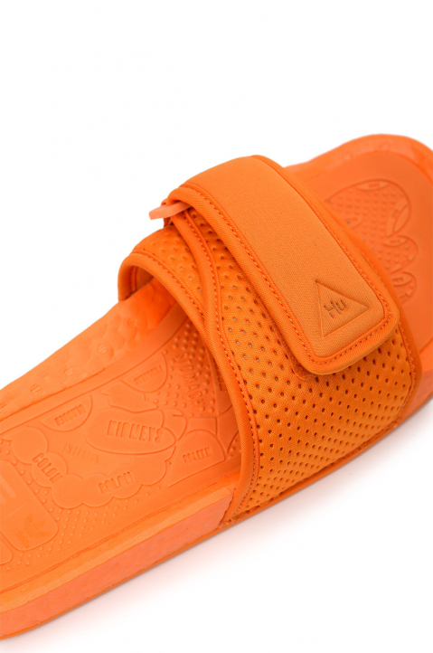 ADIDAS X PHARRELL WILLIAMS Orange Pool Slides 2