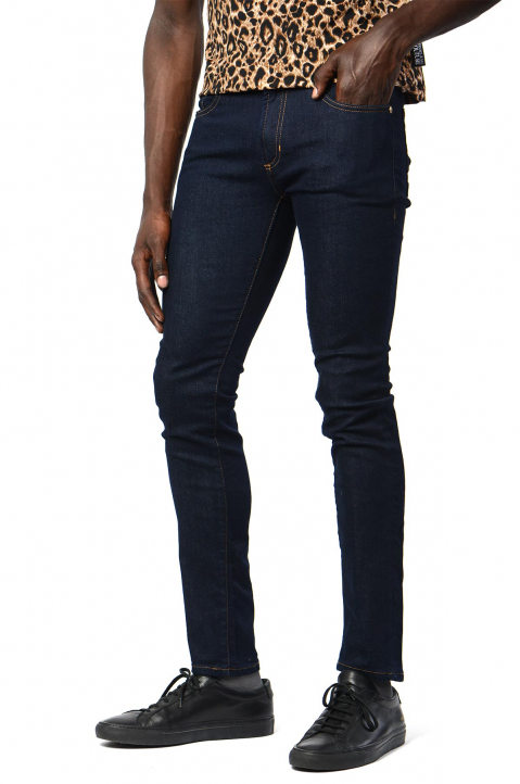 VERSACE JEANS COUTURE Skinny Dark Blue Jeans 0