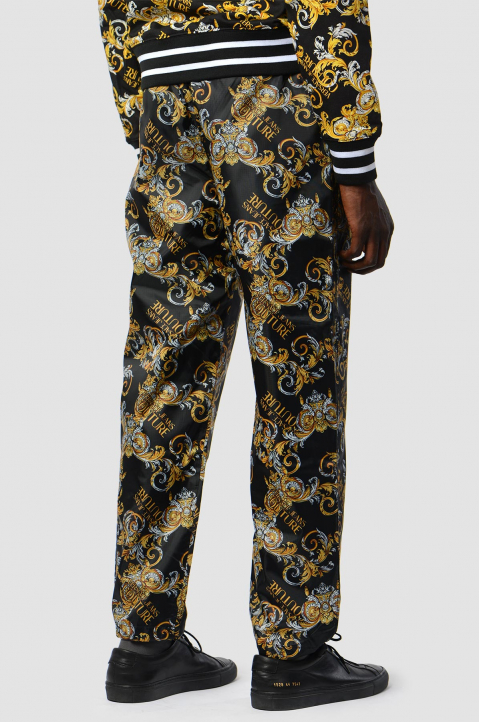 VERSACE JEANS COUTURE Logo Baroque Trackpants 1
