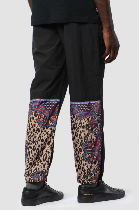 VERSACE JEANS COUTURE Leopard Baroque Trackpants 1