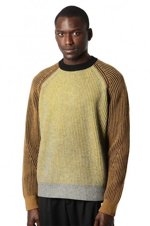 KENZO Multicolor Fisherman Jumper 0