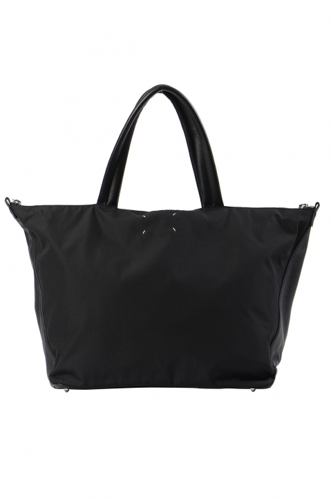 MAISON MARGIELA Black Asymmetric Travelling Bag 1