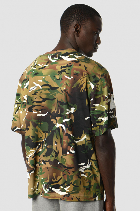 HERON PRESTON x MOD Pocket Camo Tee 1