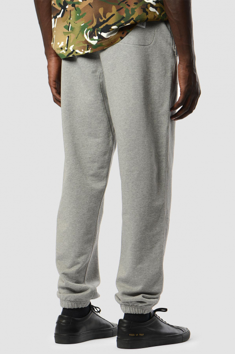 HERON PRESTON Grey Carpenter Sweatpants 1