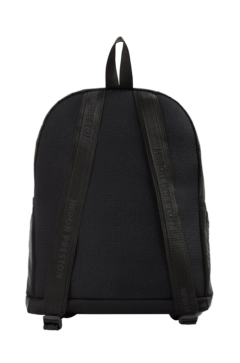 HERON PRESTON Black Fanny Backpack 1