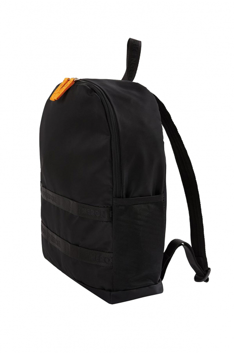 HERON PRESTON Black Fanny Backpack 2