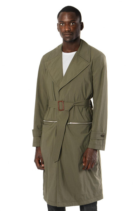 MAISON MARGIELA Packable Trenchcoat  0