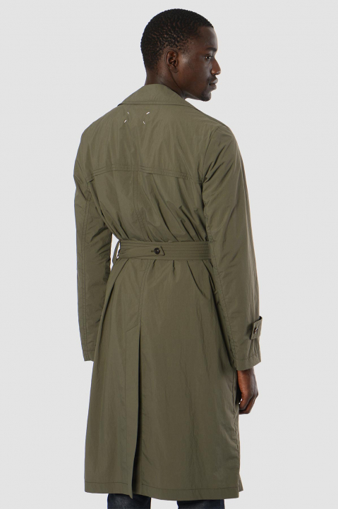 MAISON MARGIELA Packable Trenchcoat  1