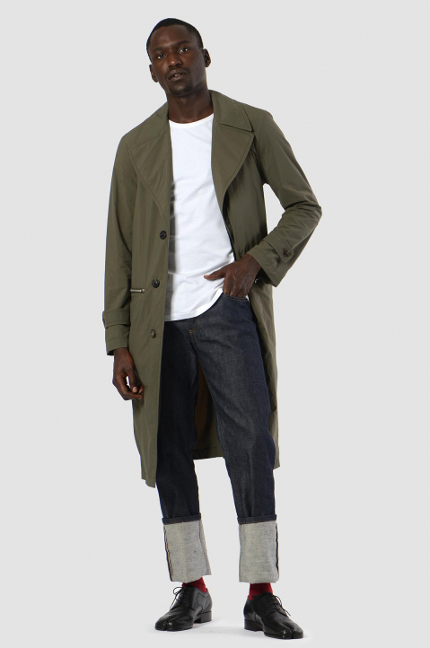 MAISON MARGIELA Packable Trenchcoat  4