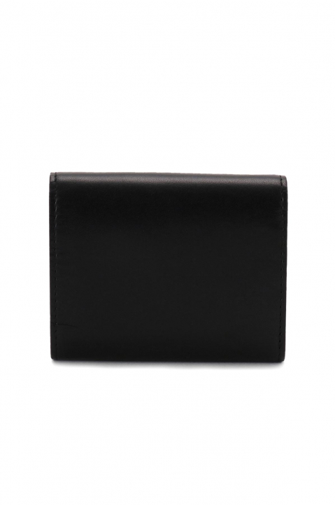 DISCORD Black Trifold Wallet 1