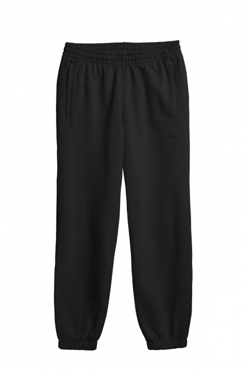 ADIDAS X PHARRELL WILLIAMS Human Race Premium Basics Black Sweatpants  0