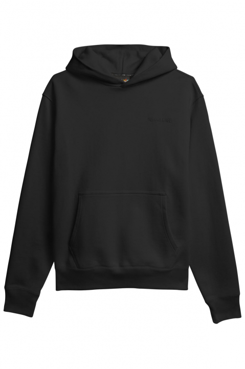 ADIDAS X PHARRELL WILLIAMS Human Race Premium Basics Black Hoodie 0