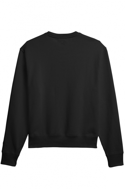 ADIDAS X PHARRELL WILLIAMS Human Race Premium Basics Black Sweatshirt 1