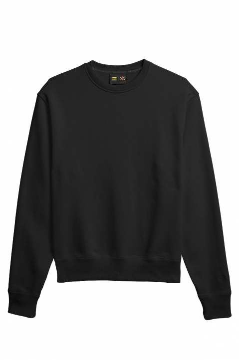 ADIDAS X PHARRELL WILLIAMS Human Race Premium Basics Black Sweatshirt 0