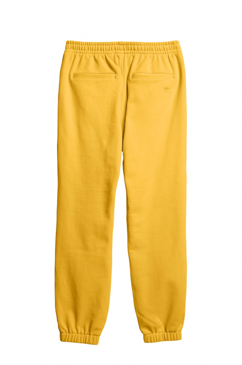 ADIDAS X PHARRELL WILLIAMS Human Race Premium Basics Yellow Sweatpants  1
