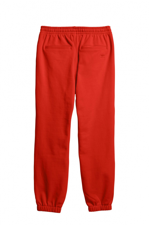 ADIDAS X PHARRELL WILLIAMS Human Race Premium Basics Red Sweatpants  1