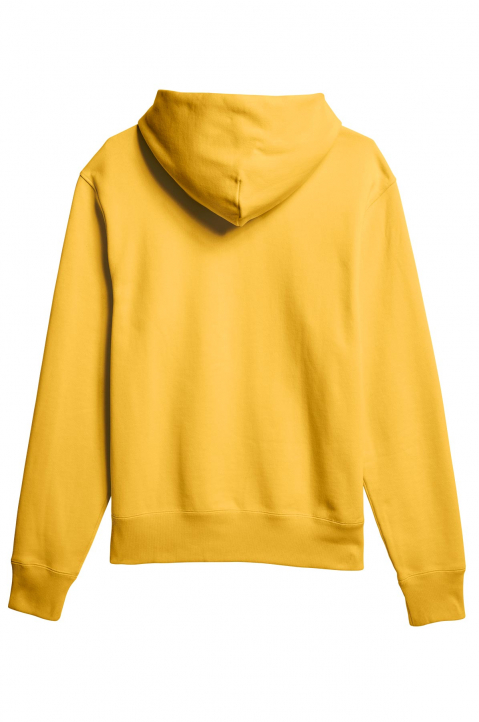 ADIDAS X PHARRELL WILLIAMS Human Race Premium Basics Yellow Hoodie 1